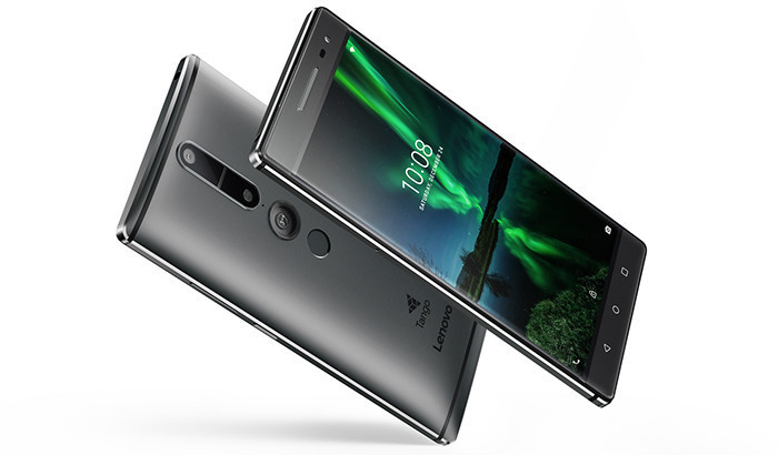 ASUS представит смартфон споддержкой Google Tango наCES 2017