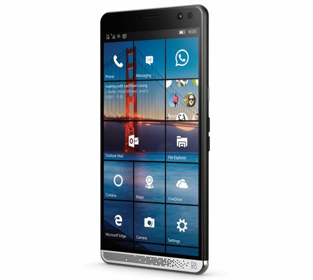 Самый мощный смартфон на Windows 10 добрался до России