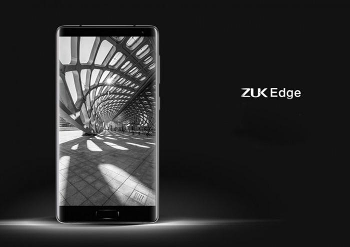 Флагманский смартфон ZUK Edge представлен официально