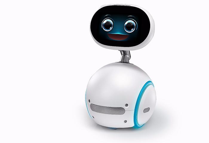 Домашний робот-помощник ASUS Zenbo запускают вреализацию сНового года
