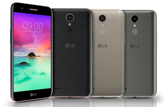 LGанонсировала сразу 5 новых телефонов
