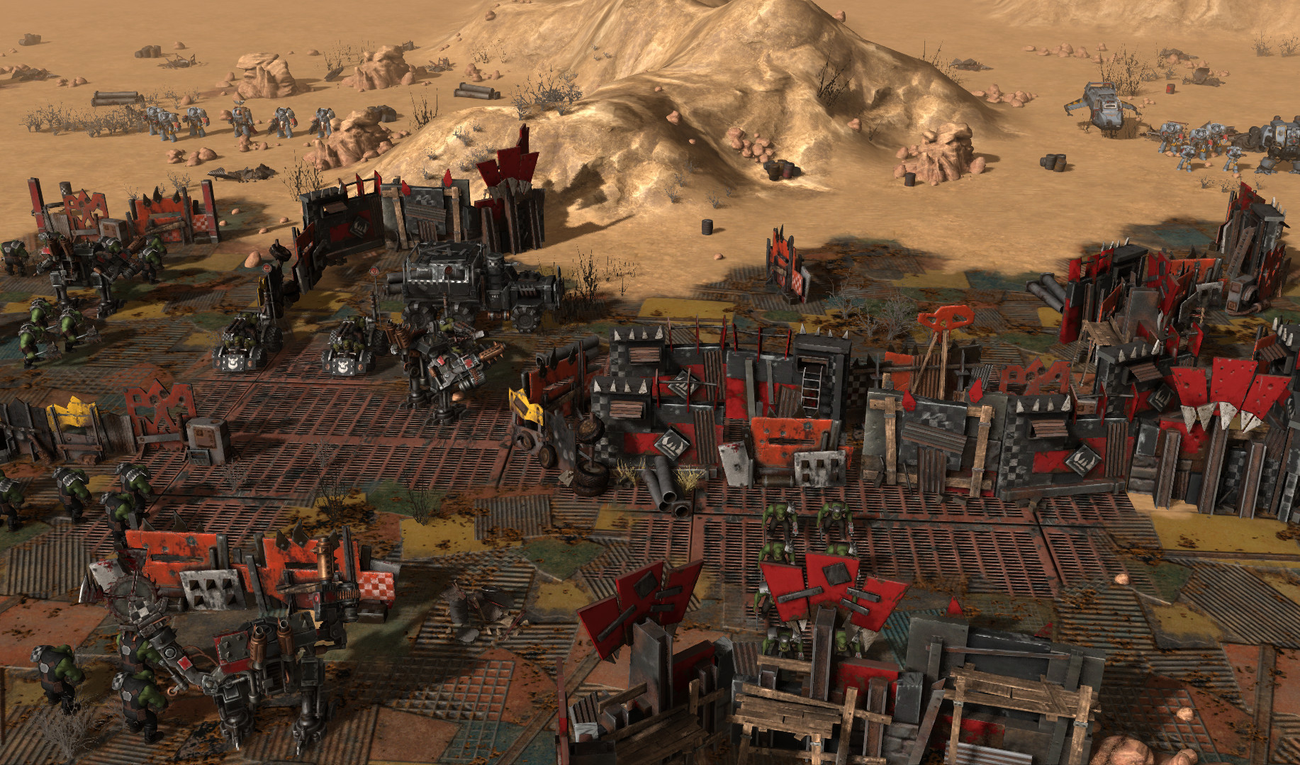 Warhammer 40 000: Sanctus Reach