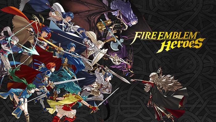 Fire Emblem Heroes: новая игра Nintendo для телефонов