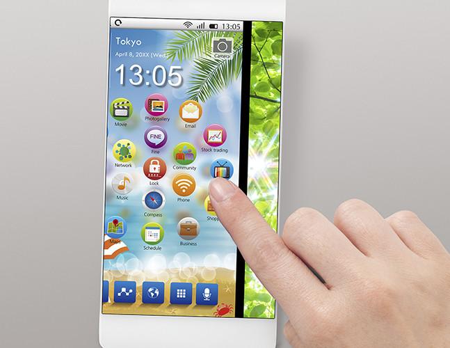 Japan Display начала выпуск улучшенных 5-дюймовых дисплеев