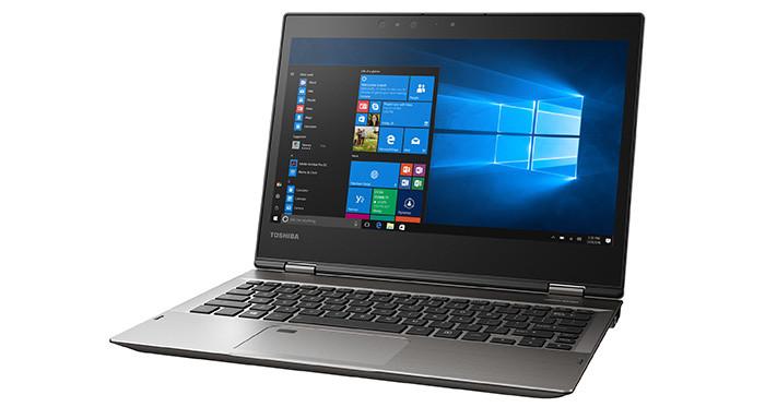 CES 2017. Бизнес-ноутбук Toshiba Portege X20W может превращаться впланшет