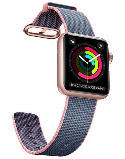 Apple Watch стали наиболее популярным носимым гаджетом в Российской Федерации