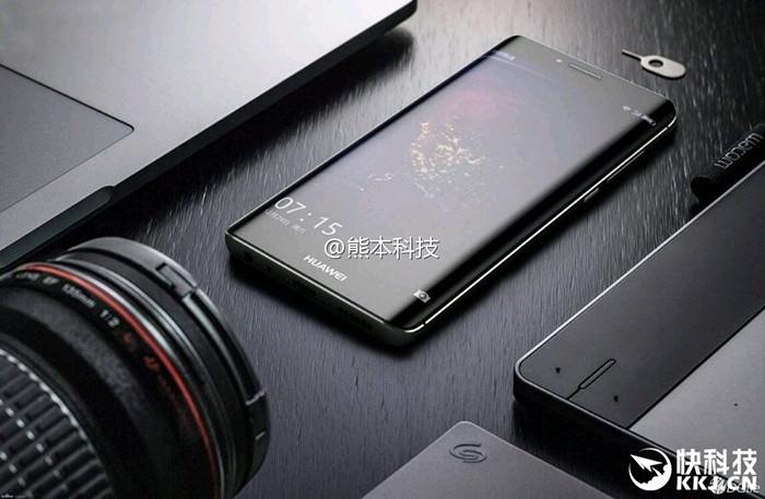 Опубликованы фото нового смартфона Huawei P10 Plus