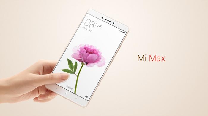 Весной Xiaomi может выпустить MiMax 2