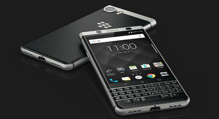 BlackBerry Motion представлен официально