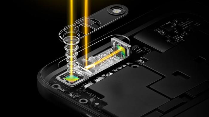 Oppo представила революционный модуль камеры для телефонов