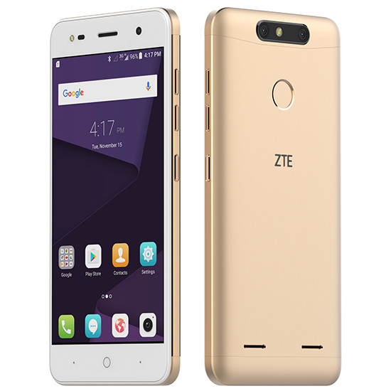 ZTE представила мобильные телефоны Blade V8 Мини иBlade V8 Lite
