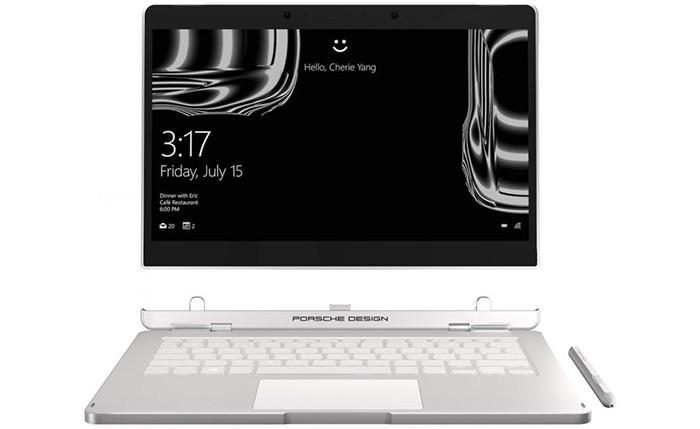 Представлен планшет Порше Design 2-в-1 наWindows 10