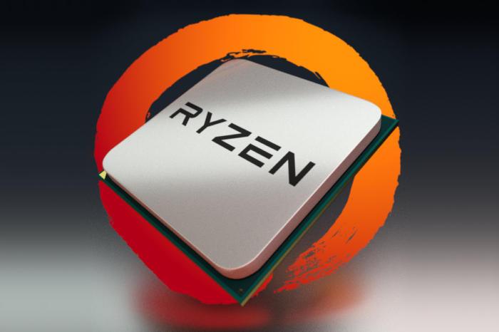 Процессоры AMD Ryzen доступны вукраинской рознице