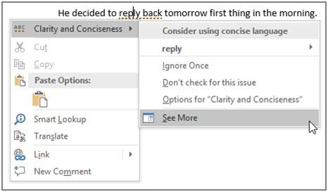 Искусственный интеллект даст возможность Microsoft Word указывать ошибки стиля