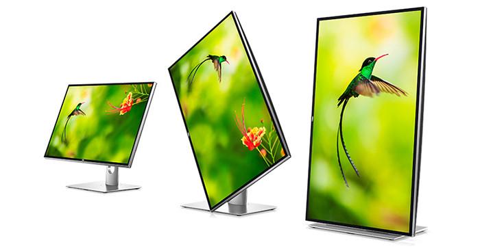 8K-монитор Dell появился впродаже