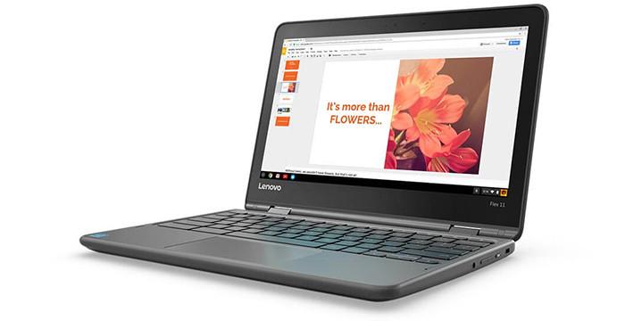 Lenovo выпустила дешевый  Flex 11 Chromebook
