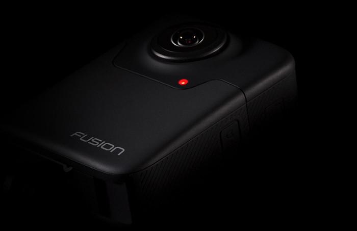 Представлена 360-градусная 5.2K камера GoPro Fusion