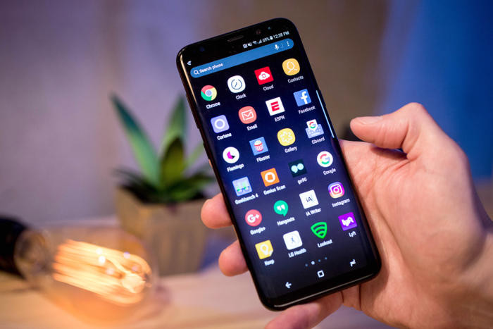 Samsung Galaxy S8 pLus обзор