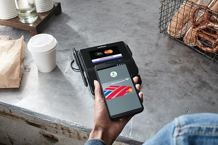 Андроид Pay запустят в Российской Федерации 16мая