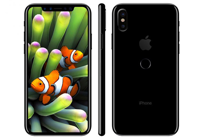 Apple начнет производство собственных дисплеев  для iPhone