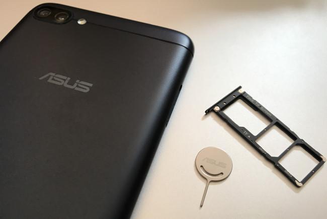 Смартфон Zenfone 4 запишет видеоселфи в4K