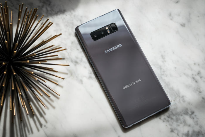 Samsung Galaxy Note 8 обзор функций