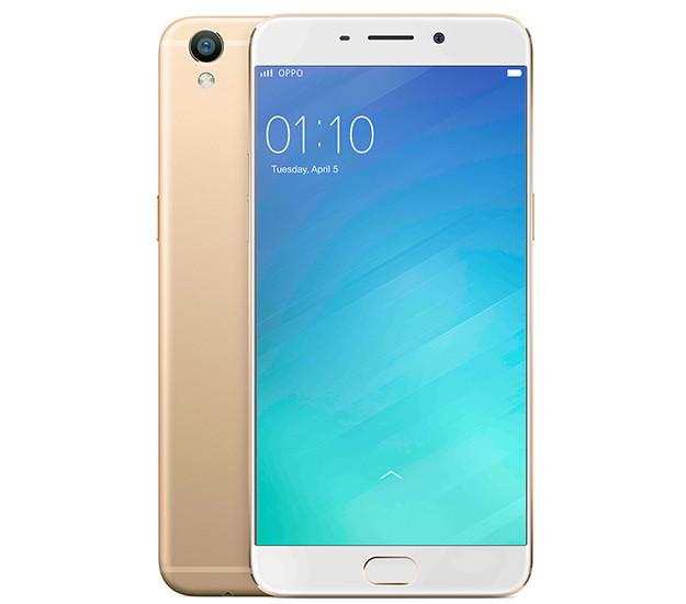 Представлен смартфон Oppo F5 для рынка России