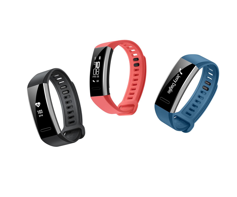 Фитнес-трекер Huawei Band 2 Pro обзавелся GPS модулем