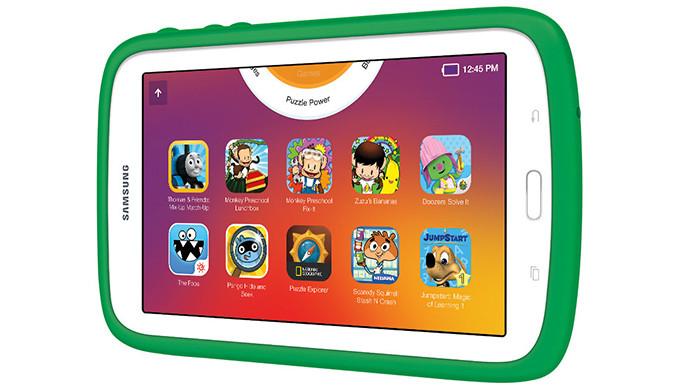 Samsung посвятила детский планшет мультфильму «Лего Фильм: Ниндзяго»
