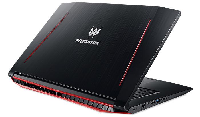 До России добрались бюджетные игровые ноутбуки Acer Predator Helios 300