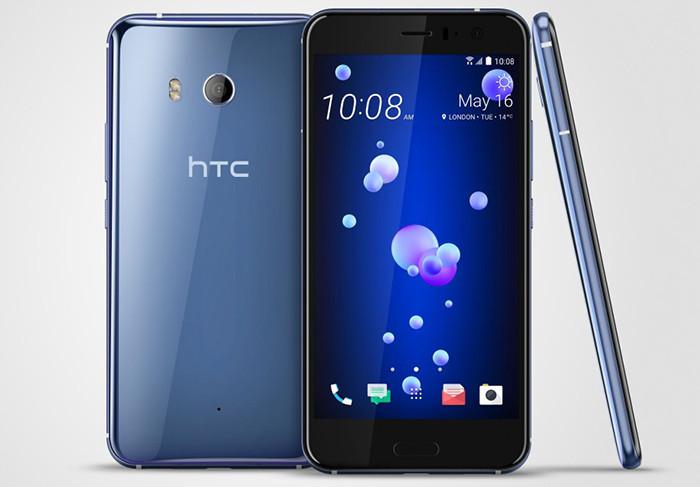 Смартфон HTC U11 Plus с дисплеем  18:9 будет представлен 11ноября