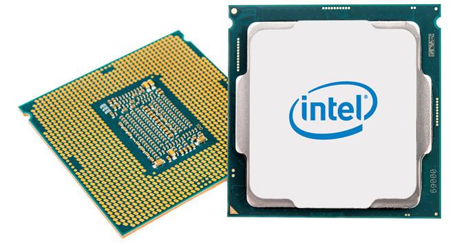 Процессоры Intel Core восьмого поколения для десктопов минимум на четверть быстрее предшественников