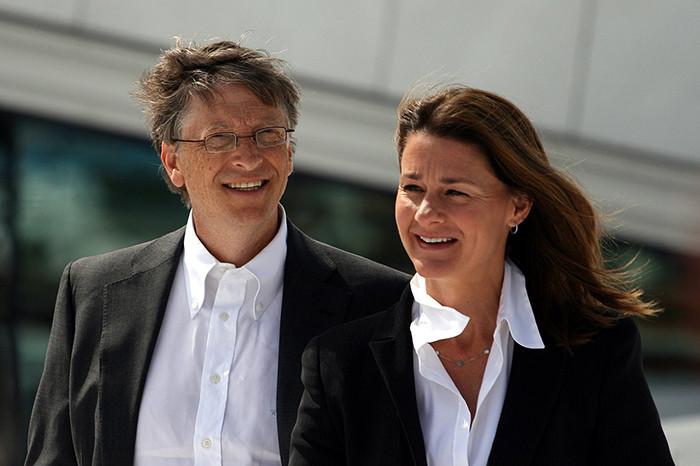 Билл Гейтс признался, что непользуется телефоном собственной компании Microsoft