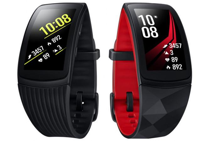 Стартовали продажи фитнес-браслета Самсунг Gear Fit 2 Pro в РФ