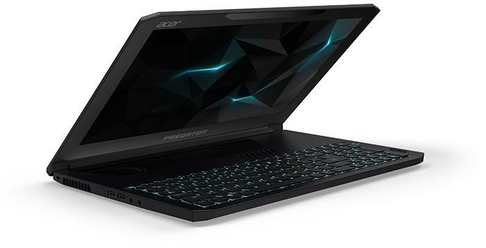 Acer Predator Triton 700: мощнейший ноутбук для игр