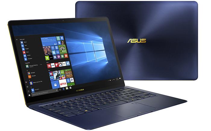 Asustek Computer сообщила о выходе ультрабука премиальной линейки ZenBook 3 Deluxe