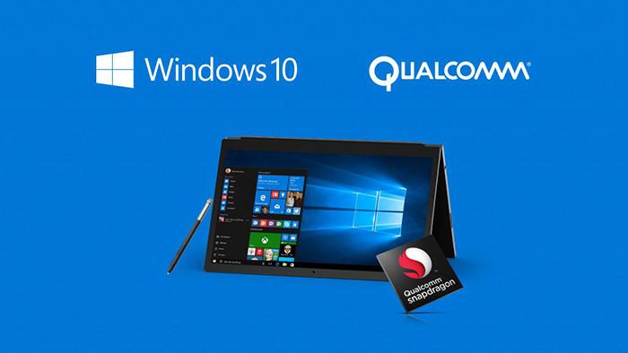 Первые устройства Windows 10 наARM получат хорошее время автономной работы