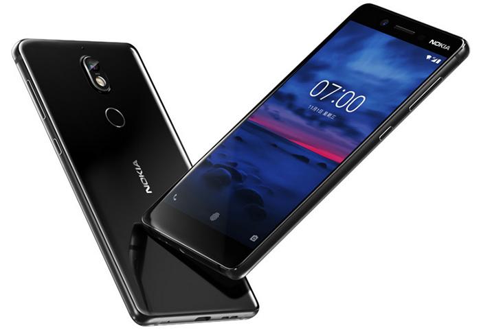 Nokia 7 стеклянный смартфон среднего класса с оптикой Zeiss