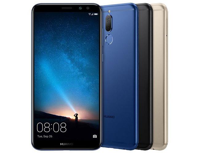 Учетырехкамерного телефона Huawei Nova 2i возникла русская цена