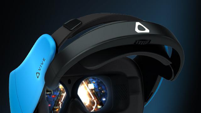 HTC представила автономный шлем виртуальной реальности Vive Focus