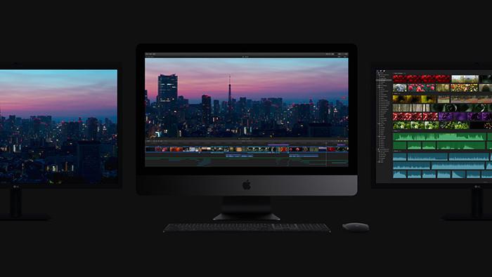 IMac Pro получит сопроцессор A10 Fusion сHey Siri