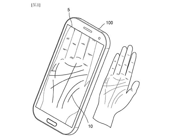Samsung придумала способ идентификации пользователей смартфонов по ладони