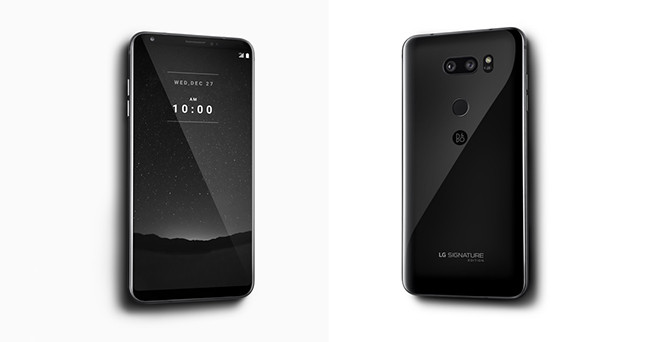 Флагманский смартфонLG V30 представлен официально— Новости— 1-ый Каталог