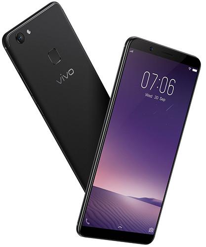 Vivo официально пришла в Россию с безрамочными смартфонами V7 и V7