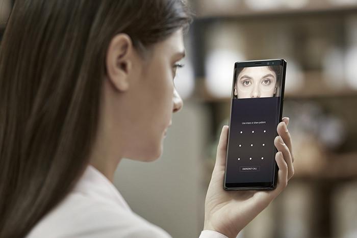 В Samsung Galaxy S9 заметно повысится точность распознавания радужной оболочки глаза