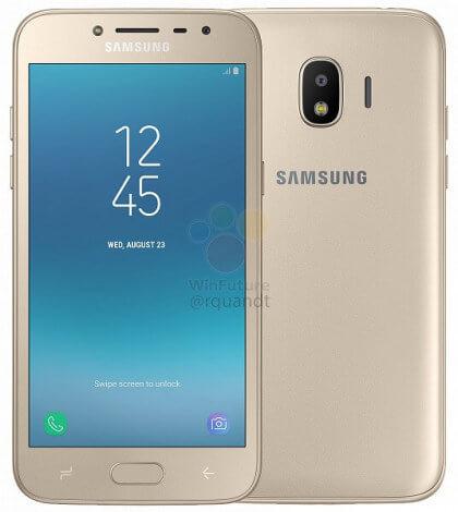 В Сеть утекли характеристики одного из самых дешевых смартфонов Samsung 2018 года