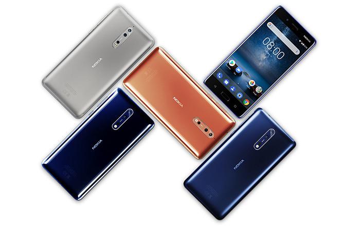 Nokia вернулась в десятку крупнейших производителей телефонов и смартфонов