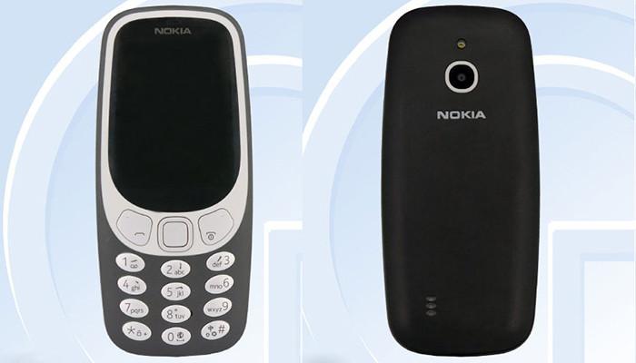 На подходе LTE-версия кнопочного телефона Nokia 3310