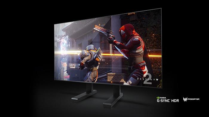 «NVIDIA анонсировала игровой 4K-экран 65» 120 ГцсGoogle Assistant