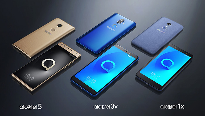 CES 2018: Alcatel раскрыла детали олинейке телефонов 2018 года